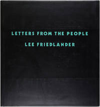 Letters From the People (Signed First Edition)