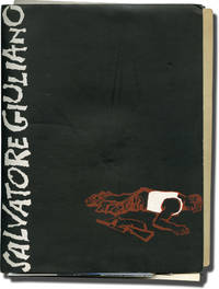 image of Salvatore Giuliano (Original press kit and interoffice letters for the 1962 Italian film)