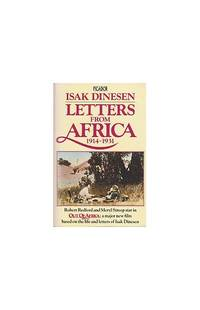 Letters from Africa, 1914-31 (Picador Books)
