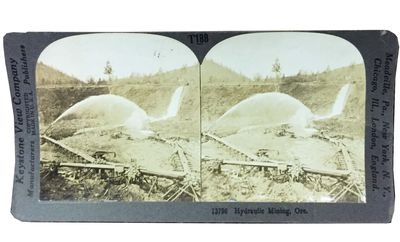 Meadville, PA: Keystone View Company, (n. d.). Ca. early 1900s. Housed in a clear mlyar sleeve. Vert...