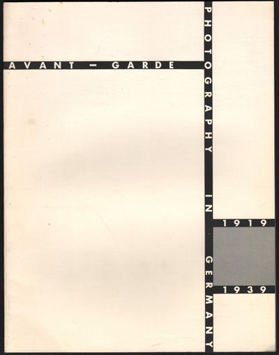 San Francisco: Museum of Modern Art, 1980. 1st. paperback. Very good. Bound in the publisher's origi...