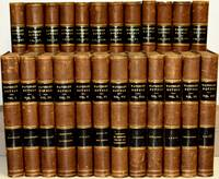 THE WAVERLY NOVELS. COMPLETE IN TWENTY-FOUR VOLUMES. PRINTED FROM THE MOST AUTHENTIC EDITION, EMBRACING THE AUTHOR'S LAST CORRECTIONS, PREFACES, AND NOTES. | WAVERLEY; GUY MANNERING; ANTIQUARY; BLACK DWARF; OLD MORTALITY; ROB ROY; HEART OF MIDLOTHIAN; LEGEND OF MONTROSE; BRIDE OF LAMMERMOOR; IVANHOE; MONASTERY; ABBOT; KENILWORTH; PIRATE; FORTUNES OF NIGEL; PEVERIL OF THE PEAK; QUENTIN DURWARD; ST. RONAN'S WELL; REDGAUNTLET; BETROTHED TALISMAN; WOODSTOCK; CHRONICLES OF CANONGATE; FAIR MAID OF PERTH; ANNE OF GEIERSTAIN; COUNT ROBERT OF PARIS; CASTLE DANGEROUS. (24 VOLS., COMPLETE)