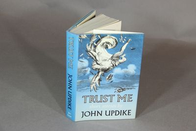New York: Knopf, 1987. First edition, 8vo, pp. , 302, ; fine copy in jacket. A collection of stories...