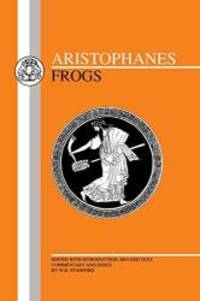 image of Aristophanes: Frogs (Greek Texts)