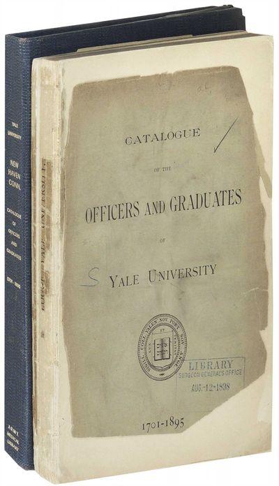 New Haven: Tuttle, Morehouse and Taylor Press, 1895. Paperback. Good. Paperback. Original wraps deta...
