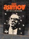 image of Isaac Asimov (visit booklet)