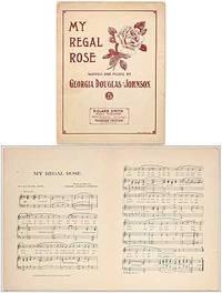 [Sheet music]: My Regal Rose