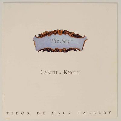 New York: Tibor De Nagy Gallery, 1992. First edition. Softcover. Exhibition catalog for a show that ...