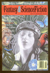 image of The Magazine of Fantasy_Science Fiction: April, 1992