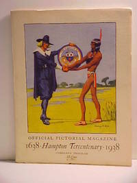 Official Pictorial Magazine 1638 Hampton Tercentenary 1938