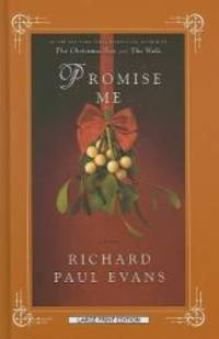 image of Promise Me (Thorndike Core)
