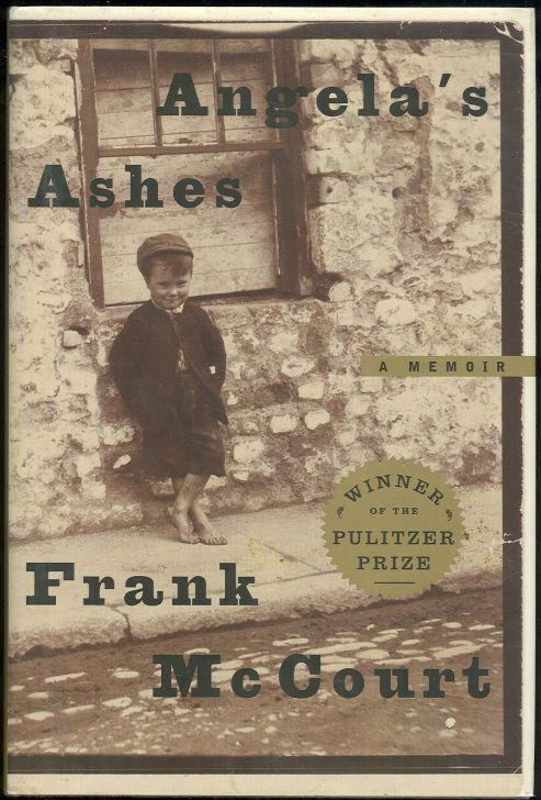 ANGELA'S ASHES A Memoir, McCourt, Frank
