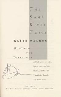 The Same River Twice: A Memoir (SIGNED)