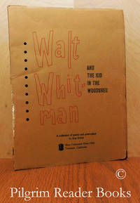 image of Walt Whitman and the Kid in the Woodshed. A collection of poems and  poem-plays.