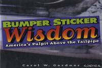 Bumper sticker wisdom: America's pulpit above the tailpipe