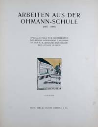 Arbeiten aus der Ohmann-Schule (1907-1909)