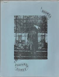 image of Books by Edward Gorey. Priced Order List Winter 1972-73