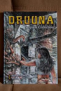 Serpieri Collection - Druuna 01: Morbus Gravis / Delta.