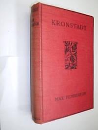Kronstadt by Pemberton Max - Hardcover -  Reprint - from Flashbackbooks (SKU: F1809)