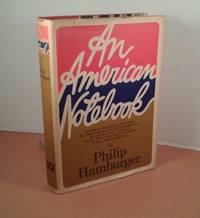 """""""An American Notebook"""""""