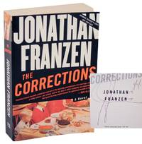 image of The Corrections (Signed Advance Reading Copy)