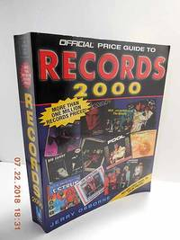 The Official Price Guide to Records, 2000  14th Edition