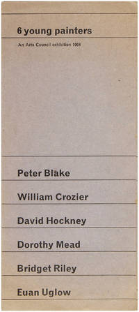 6 Young Painters: An Arts Council Exhibition 1964