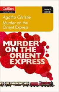 image of Murder on the Orient Express: B1 (Collins Agatha Christie ELT Readers)