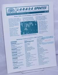 image of LARASA Updates: improving health, education, self-sufficiency of Latinos in Colorado Fall/Nov., 1998: Bernie Valdez Awards Luncheon