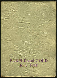 The 1941 Purple and Gold: Camden High School