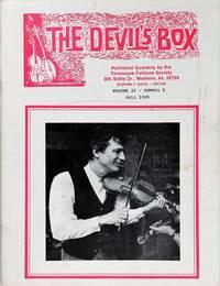 image of The Devil's Box (Volume 23, No 3, Fall 1989)