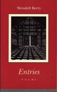 Entries: Poems