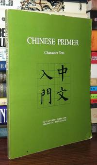 CHINESE PRIMER, CHARACTER TEXT