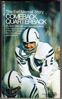 image of COMEBACK QUARTERBACK The Earl Morrall Story