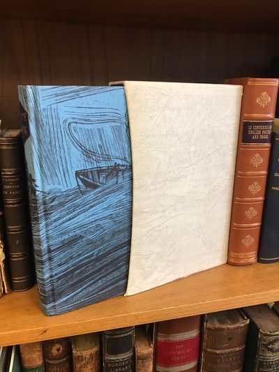 London: Folio Society, 1974. Hardcover. Octavo, 515 pages; VG; fully bound in illustrated blue cloth...