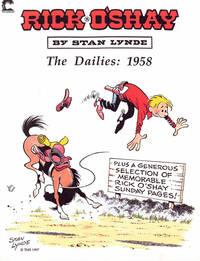 Rick O' Shay: The Dailies, 1958