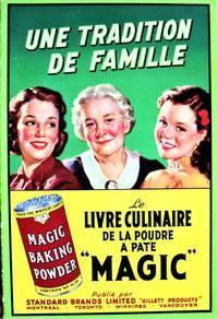 """image of Le Livre de la Poudre a Pate """"Magic."""""""