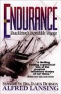 image of ENDURANCE  Shackleton's Incredible Voyage [Paperback]  by Lansing, Alfred