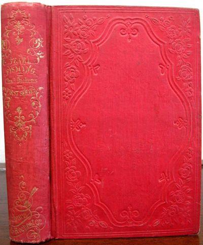 Auburn: Alden Beardsley & Co, 1854. 1st edition (Edgar & Vail, p. 26; Gimbel D22; Van der Poel B566....