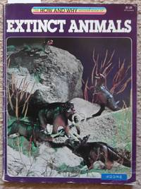 image of The How and Why Wonder Book of Extinct Animals