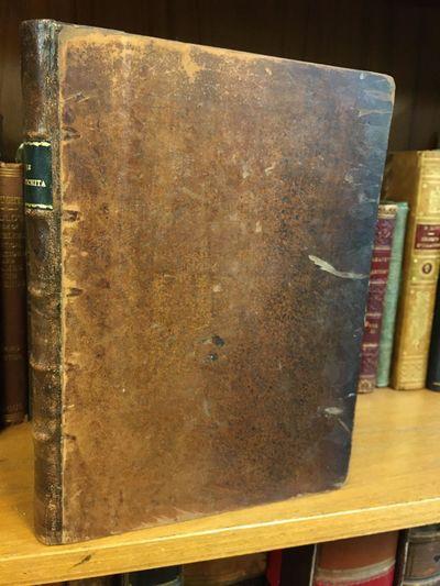In Vinegia : Presso Altobello Salicato, 1583. 8vo., 114 leaves.; VG; bound in brown leather, paneled...