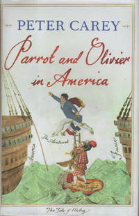 PARROT AND OLIVIER IN AMERICA.