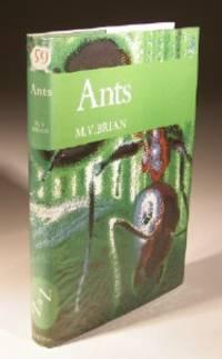 Ants, No.59 New Naturalist Series