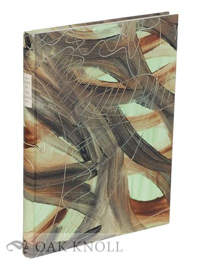 Ashuelot, NH: Trois Fontaines, 1997. decorated cloth, top edge cut, other edges uncut. Golgonooza Pr...