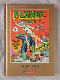 Planet Comics, Volume 12: May 1948 - March 1949, Issues 54-59