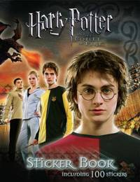 image of Harry Potter and the Goblet of Fire: Sticker Book (Harry Potter Film Tie Ins)