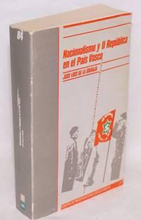 image of Nacionalismo y II República en el País Vasco: estatutos de autonomía, partidos y elecciones : historia de Acción Nacionalista Vasca, 1930-1936