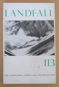 LANDFALL 113 a New Zealand Quarterly