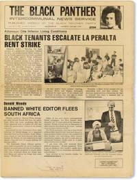 image of The Black Panther: Intercommunal News Service - Vol.XVII, No.29 (January 7, 1978)