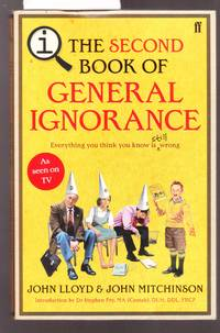 image of the Second Book of General Ignorance - Everything You Think You Know is Still Wrong